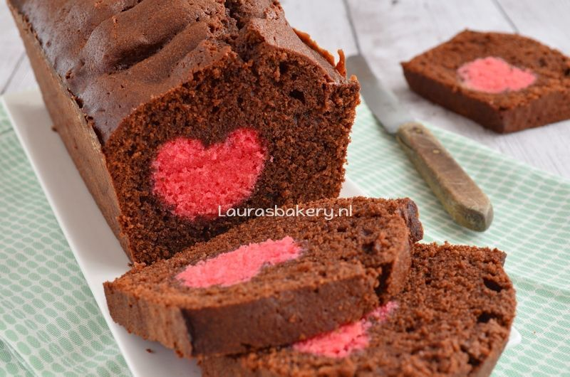chocolade hartencake