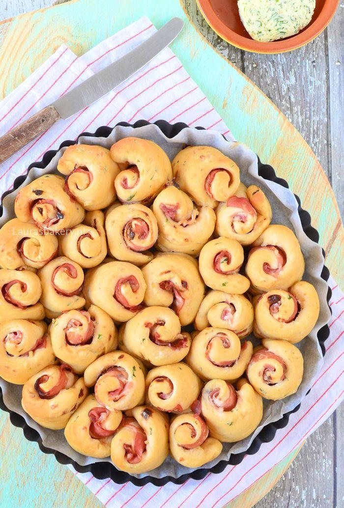 hartig breekbrood met bacon 2a