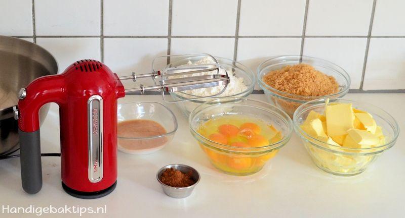 tips voor de beginnende bakker