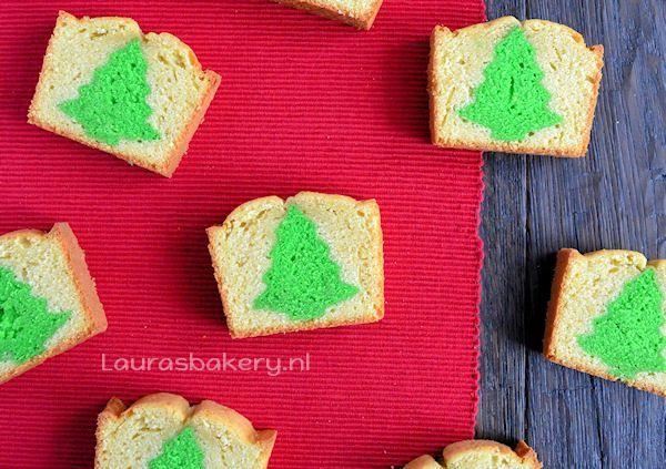 kerstboom cake 2a