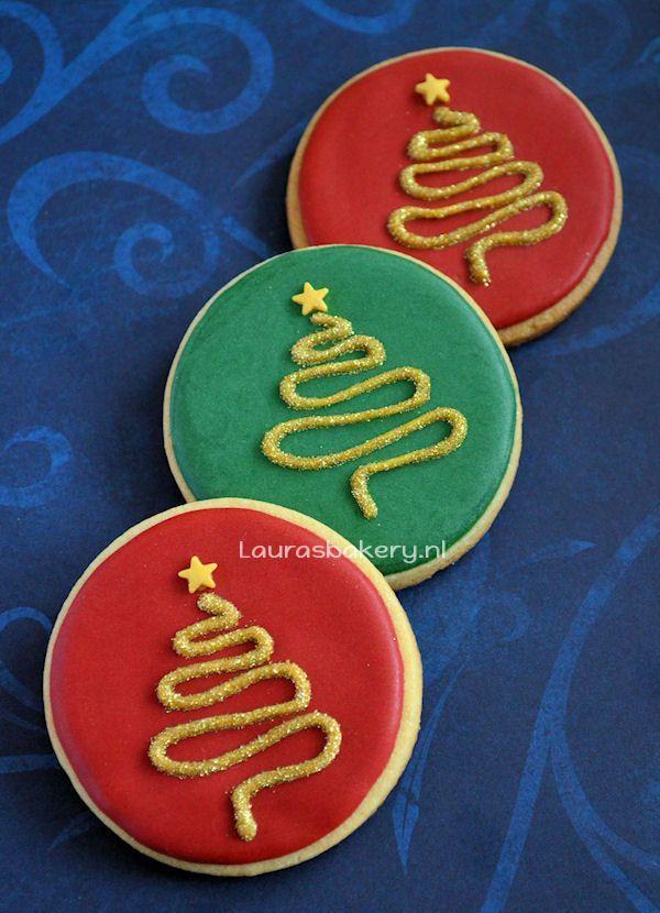 kerstboom koekjes 1a