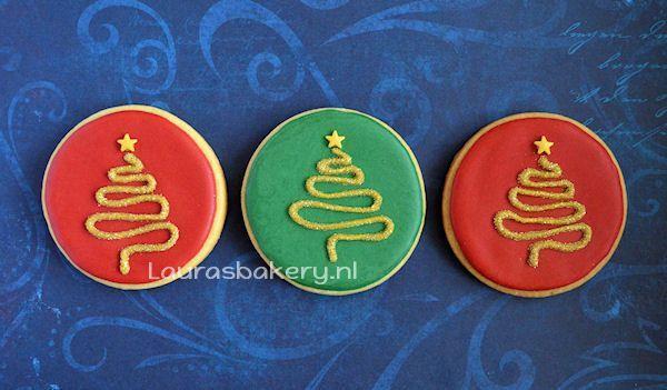 kerstboom koekjes 2a