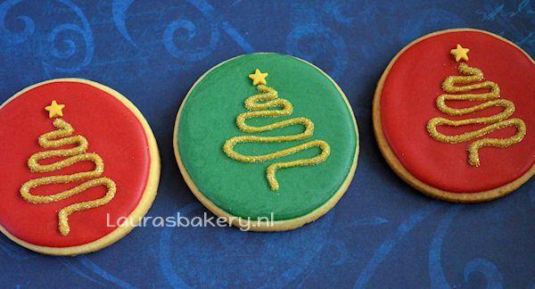 kerstboom koekjes 4a