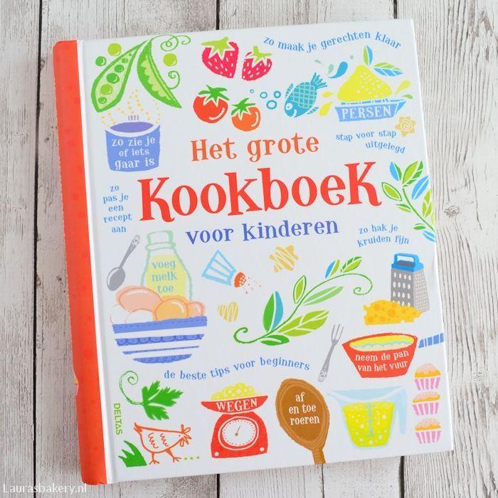 kids - grote kookboek voor kinderen 1