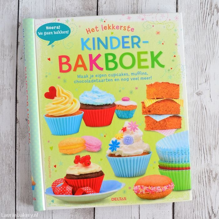 kids - kinderbakboek 1
