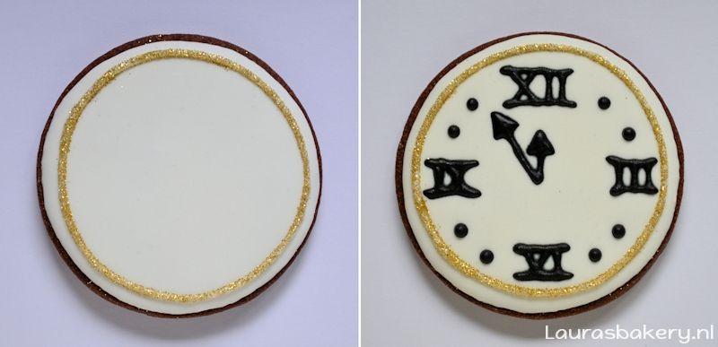 klokken koekjes