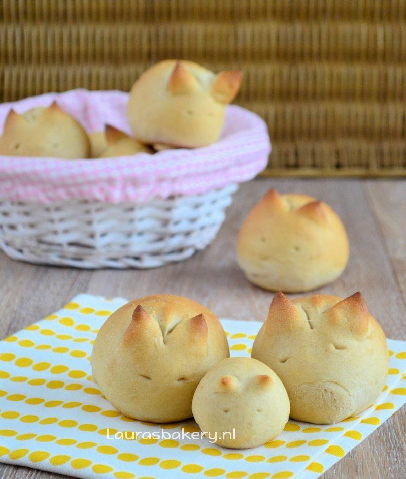 konijnen broodjes