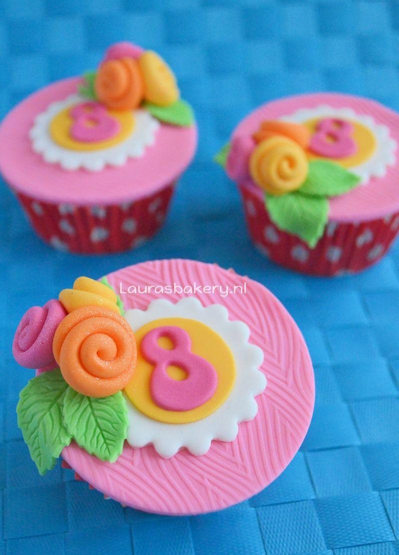 leeftijds cupcakes