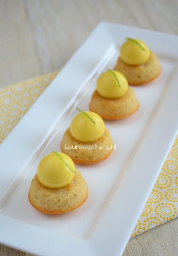 lemon curd financiers 1a