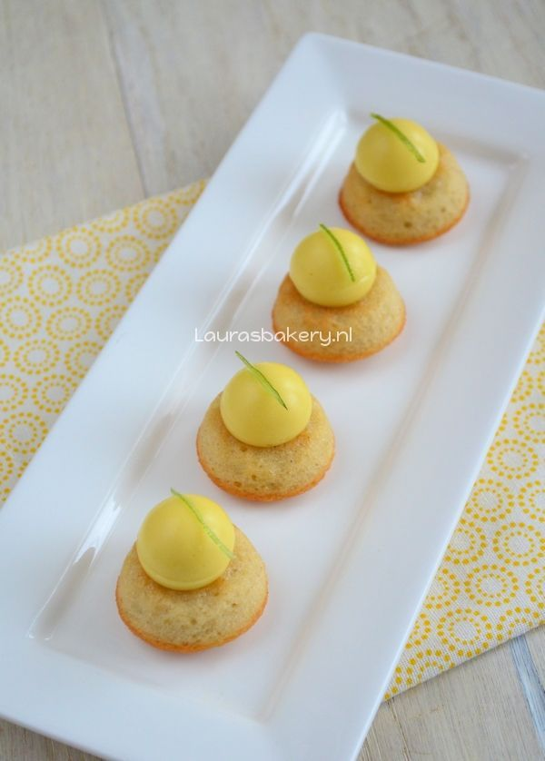 lemon curd financiers 3a
