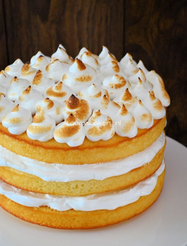 lemon meringue cake 5a