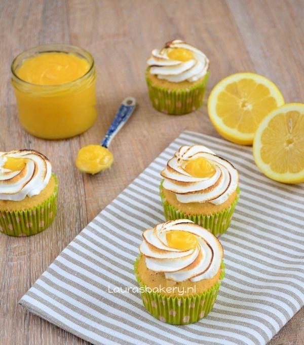 lemon meringue cupcakes 5a