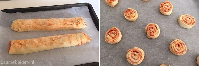 mini pizza rolletjes 3a