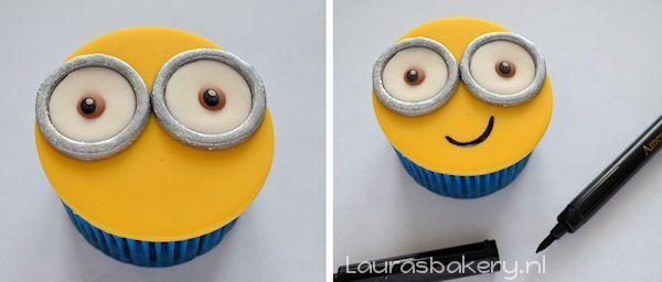 minion cupcakes 4a
