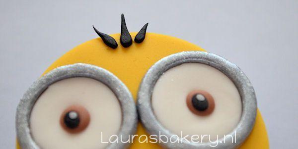 minion cupcakes 5a
