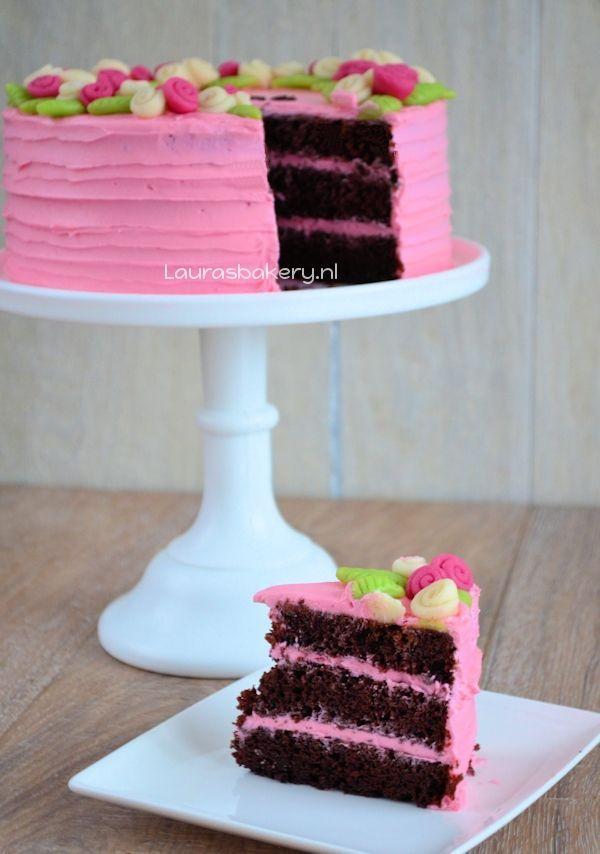 moederdag taart 13a.