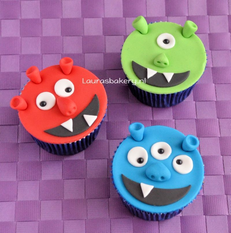 monster cupcakes 4a