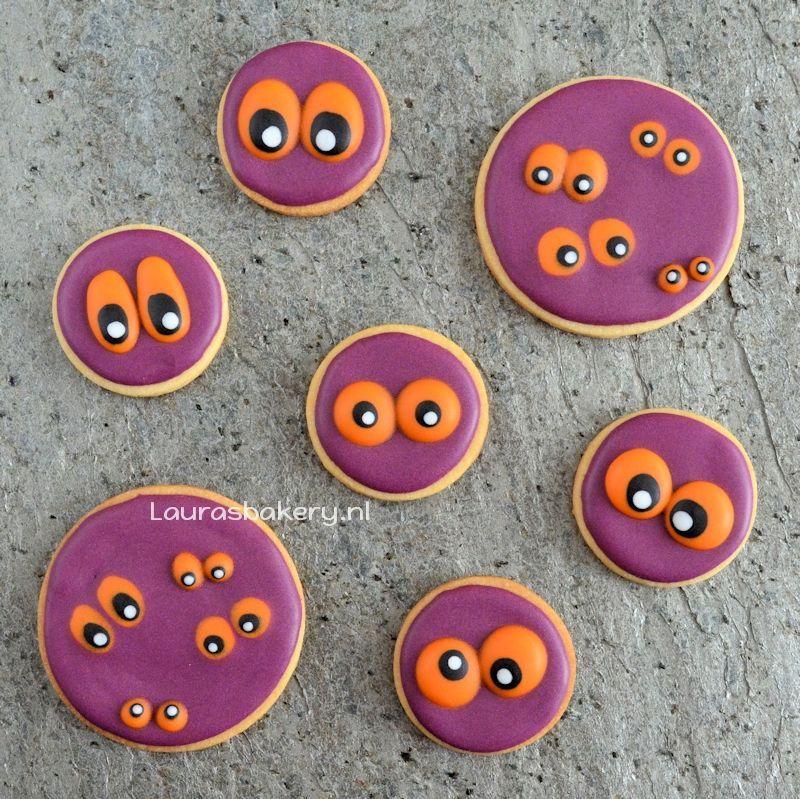 monster ogen koekjes 1a