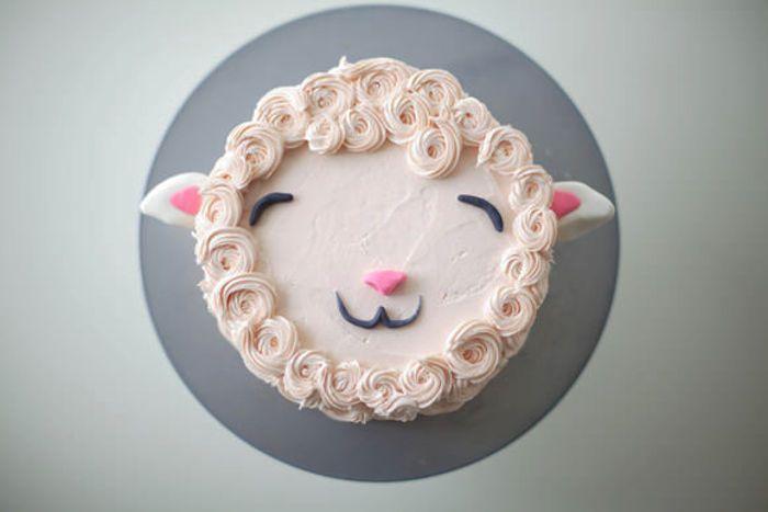 paas inspiratie - lammetjes cake