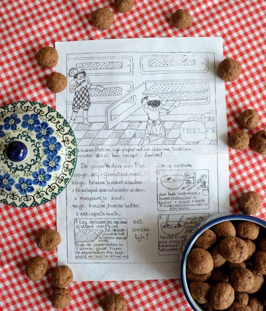 Wonderbaar Recept: Pepernoten (kruidnoten) - Laura's Bakery RD-11