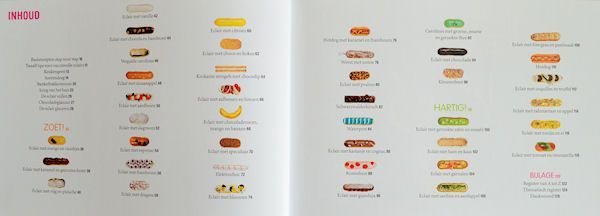 review eclairs 2
