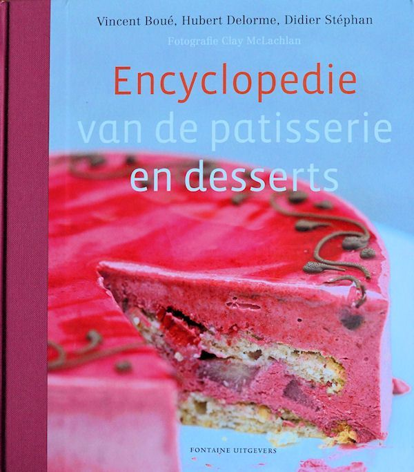 review encyclopedie patisserie 1
