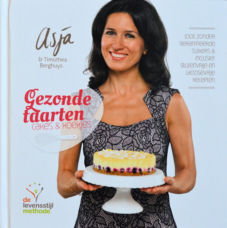 review gezonde taarten cakes en koekjes 1