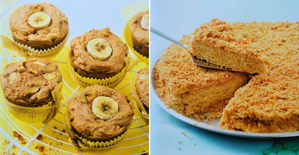 review gezonde taarten cakes en koekjes 3