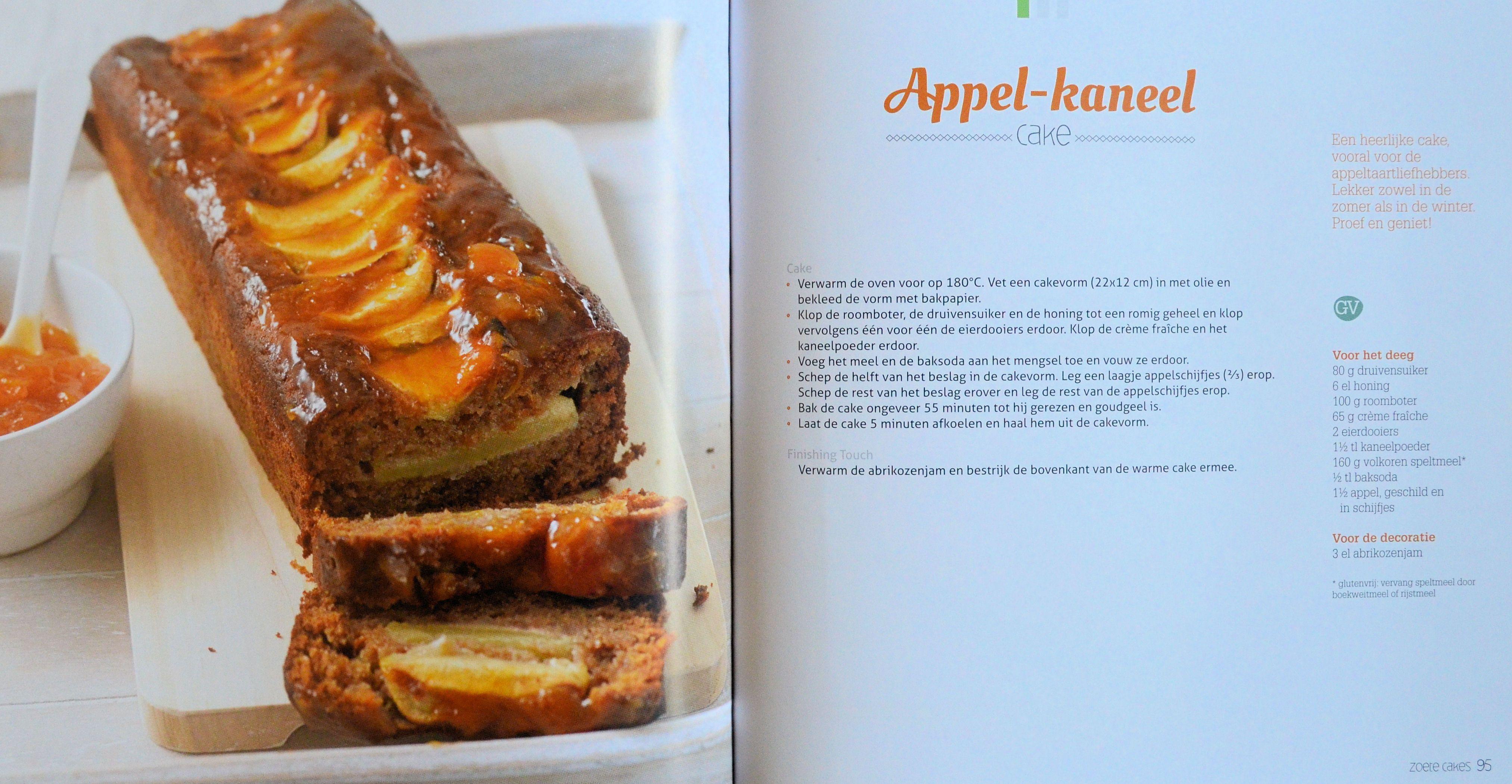 review gezonde taarten cakes en koekjes 4