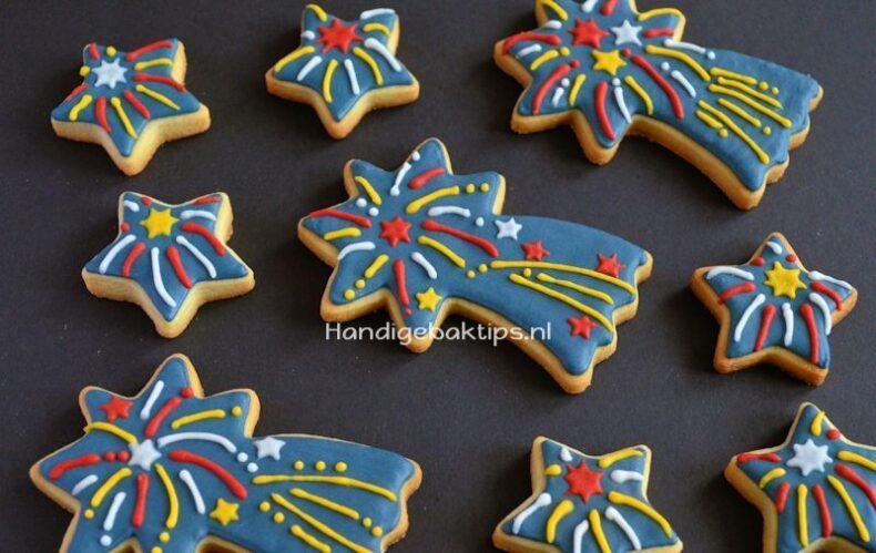 Zo kun je het best gedecoreerde koekjes bewaren