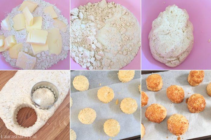 scones mix 4