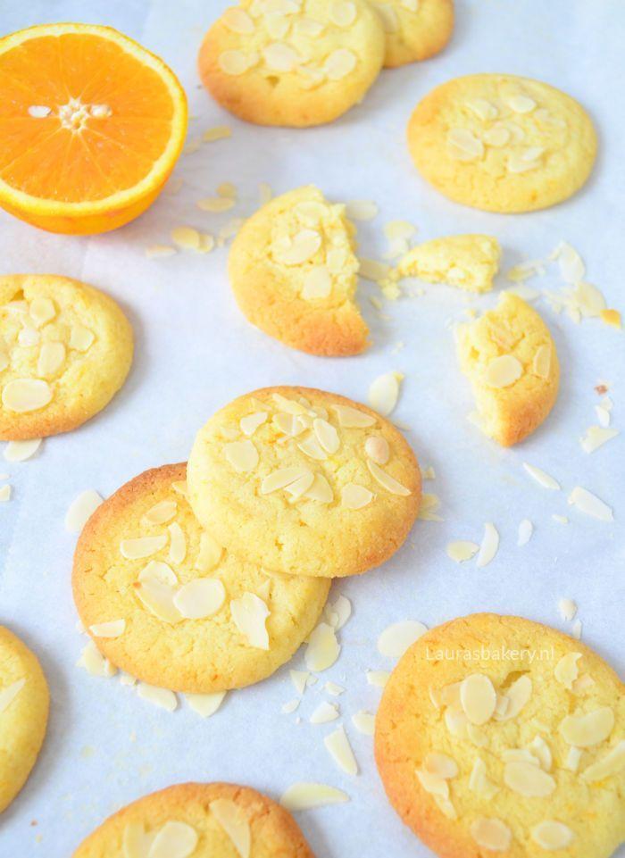 sinaasappel amandel koekjes 1a