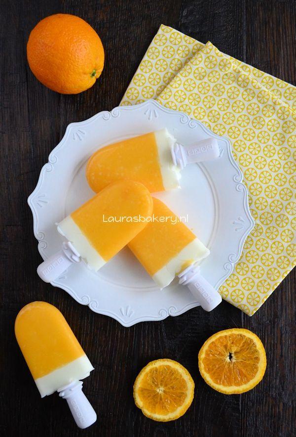 sinaasappel yoghurt ijsjes 1a
