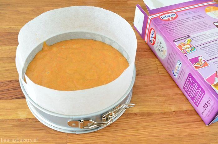 sneeuwman carrot cake 3a