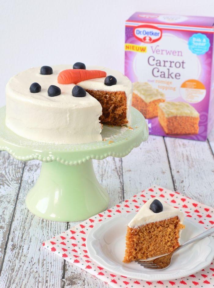 sneeuwman carrot cake 4a