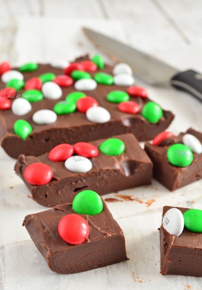 snelle chocolade fudge 1a