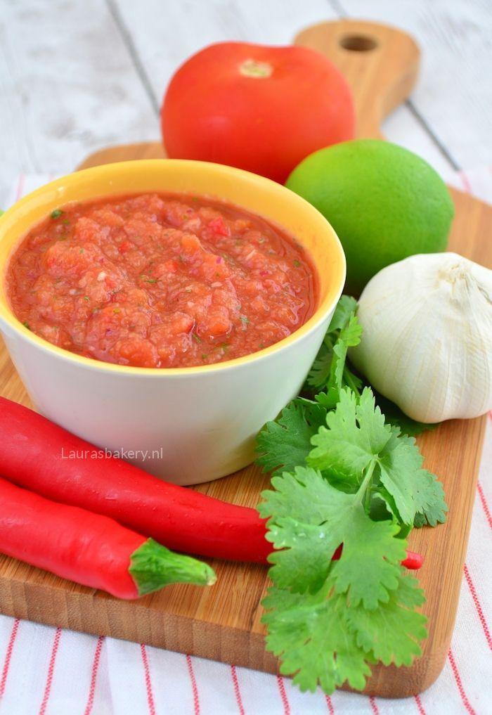 tomaten salsa saus 1a