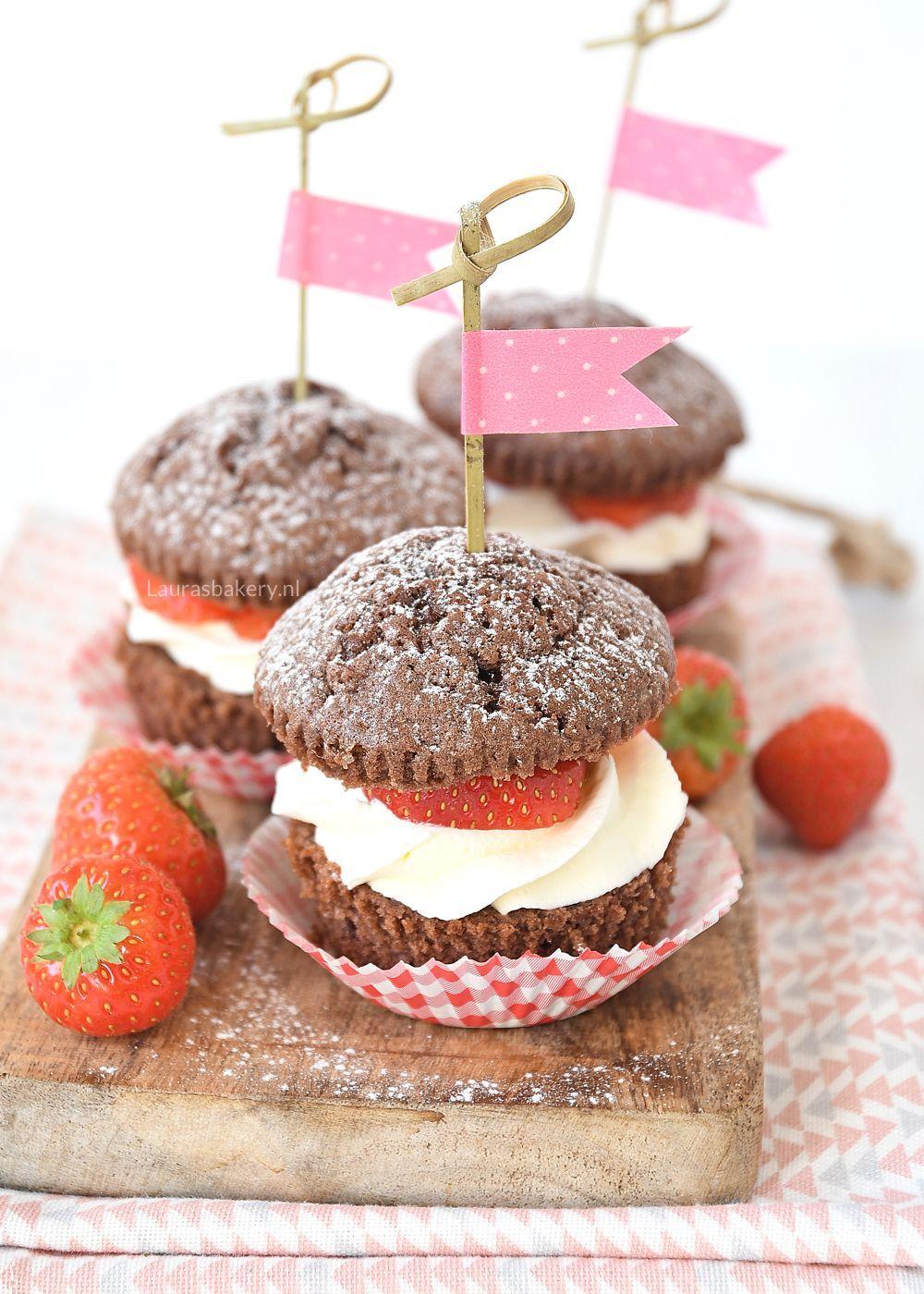 Valentijn bakinspiratie met chocola