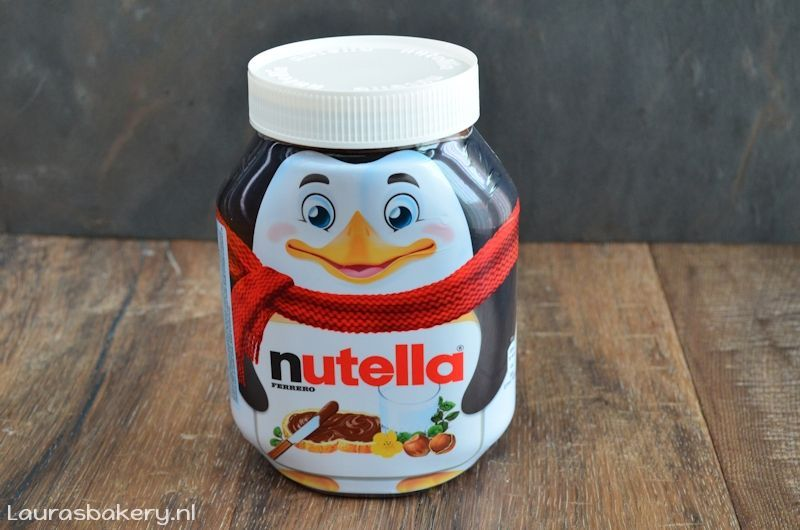 zoet nieuws - nutella limited edition