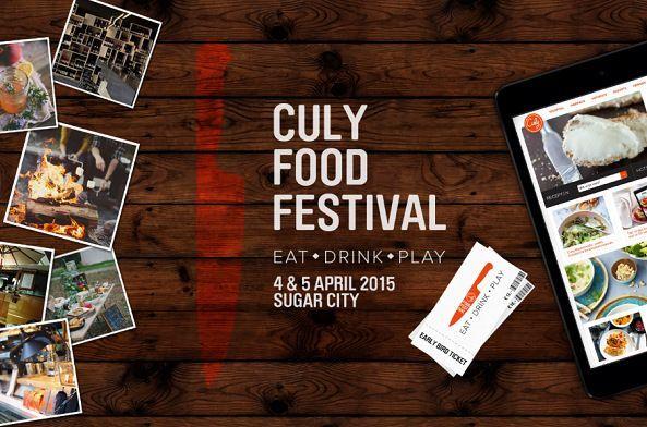 zoet nieuws - culy food festival