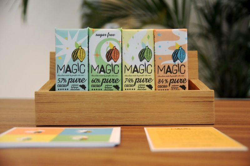 zoet nieuws magic chocolates