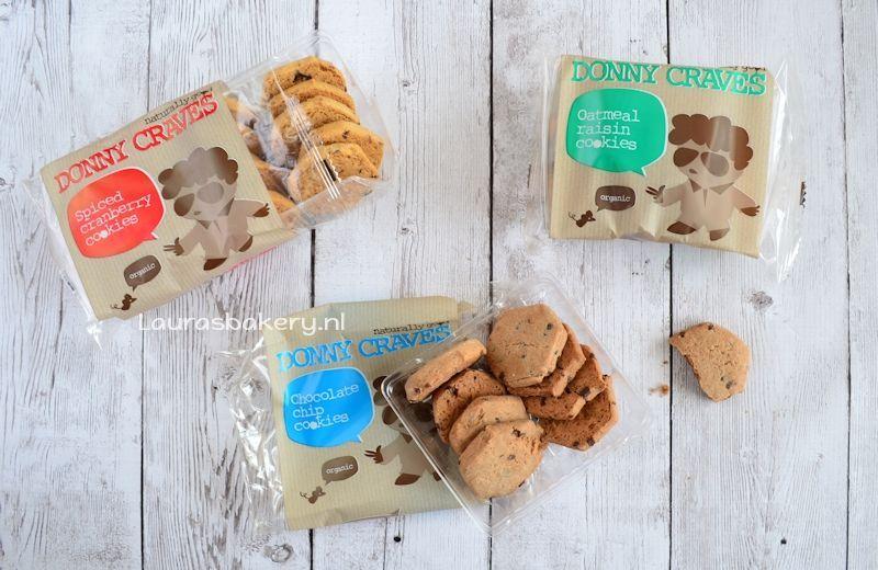 zoet nieuws donny craves koekjes