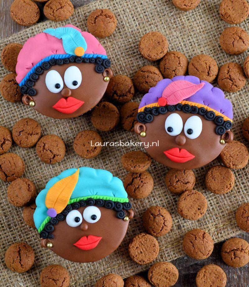 Zwarte Pieten Cupcakes