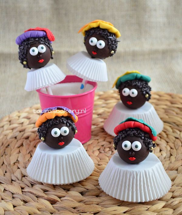 zwarte pieten cake pops 1a