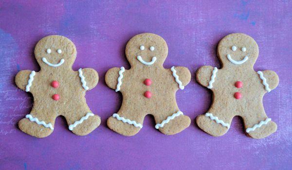 Advent 2: Gingerbread koekjes recept