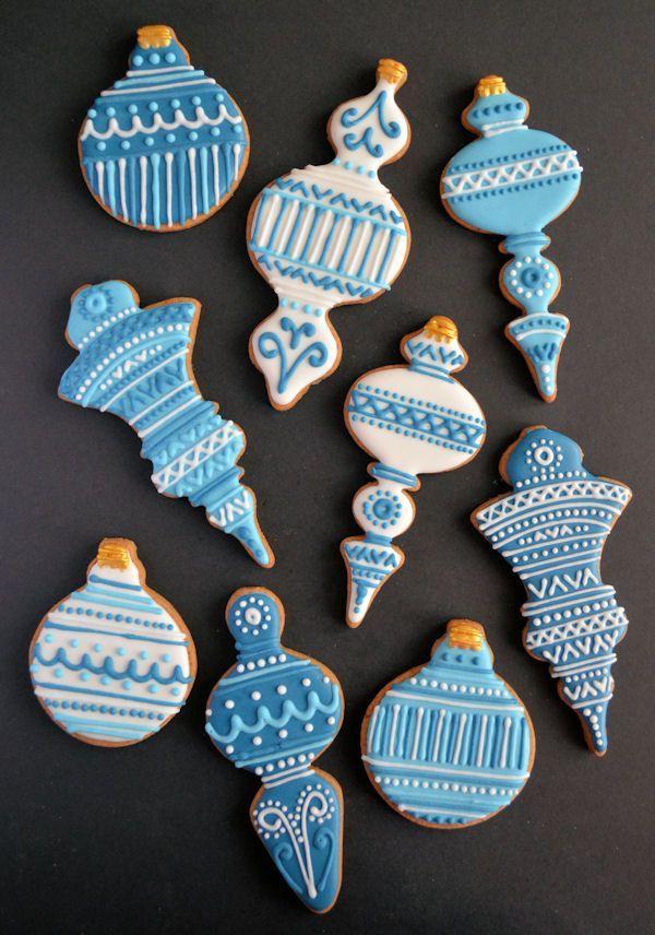 Advent 7: Kersthanger koekjes