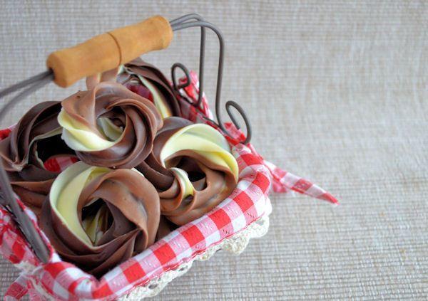Advent 8: Driedubbele chocolade kerstkransjes