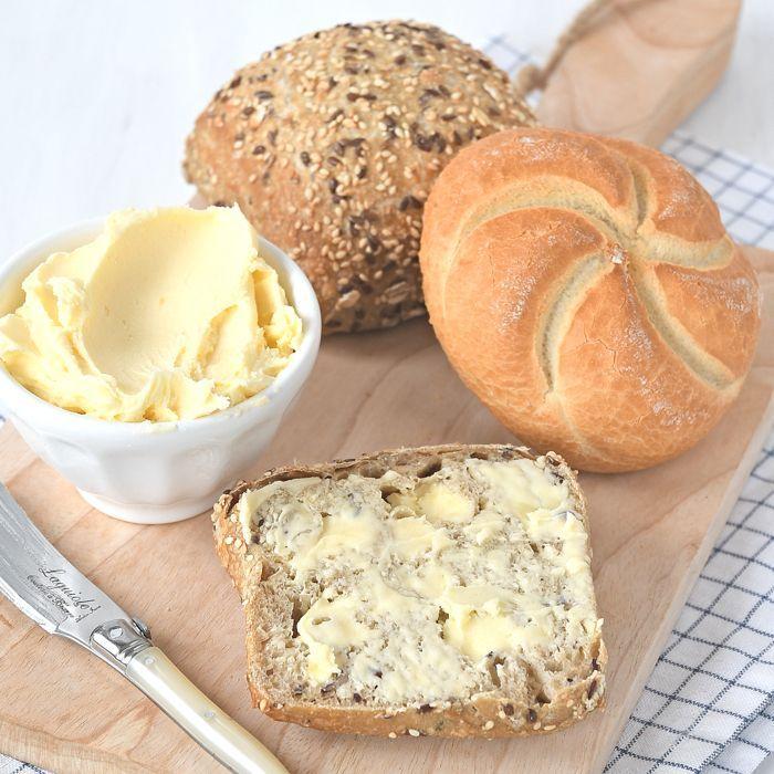 DIY margarine + variaties