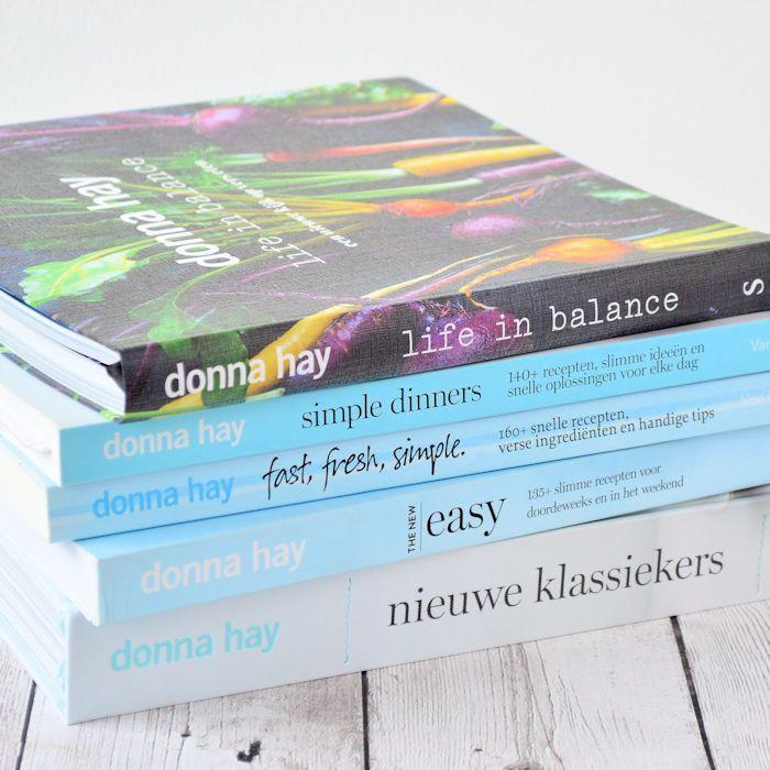 Review: 5x Donna Hay boeken