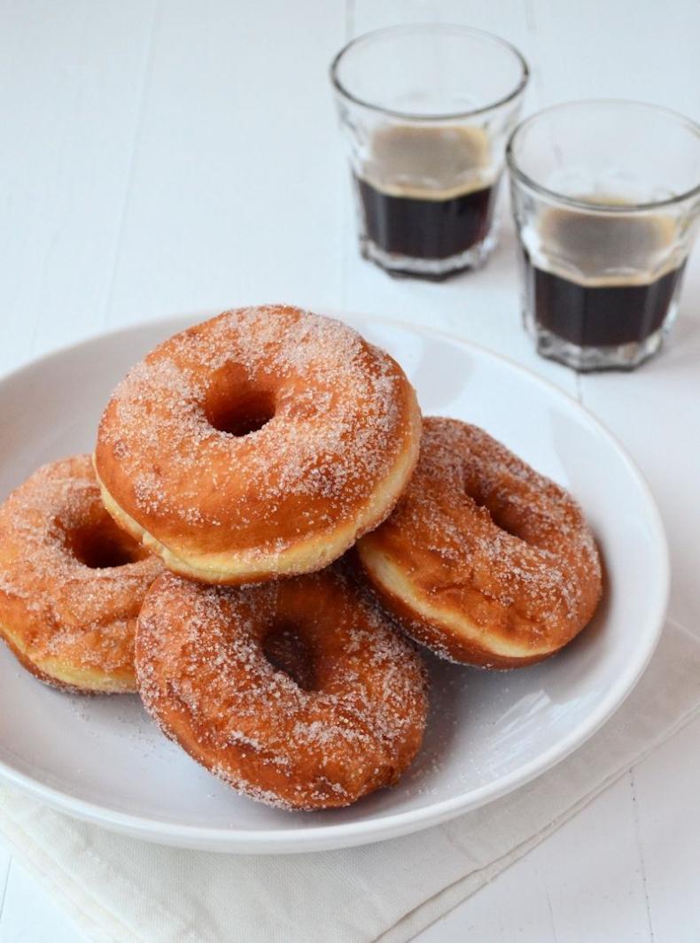 Donuts basisrecept + 3 variaties